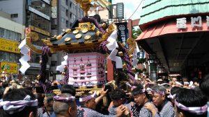 Asakusa Sanja Festival (Tokyo)